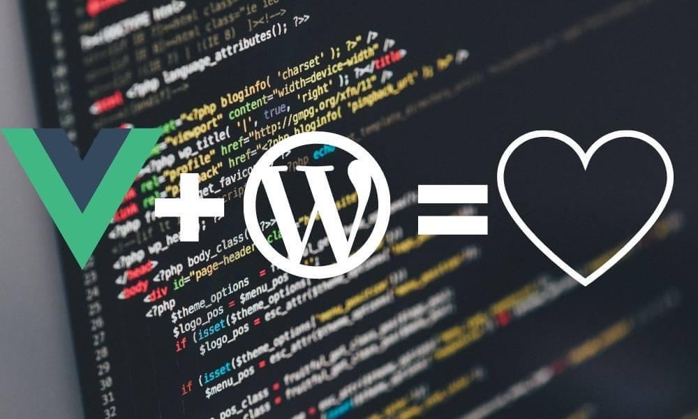 Headless Wordpress mit Vue.js